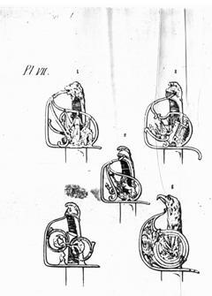 Морис Боттет. Монография холодное и стрелковое оружие французской сухопутной и морской армии.