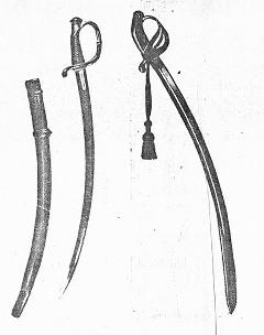Каталог ЦМВС 1978 Отечественное холодное оружие